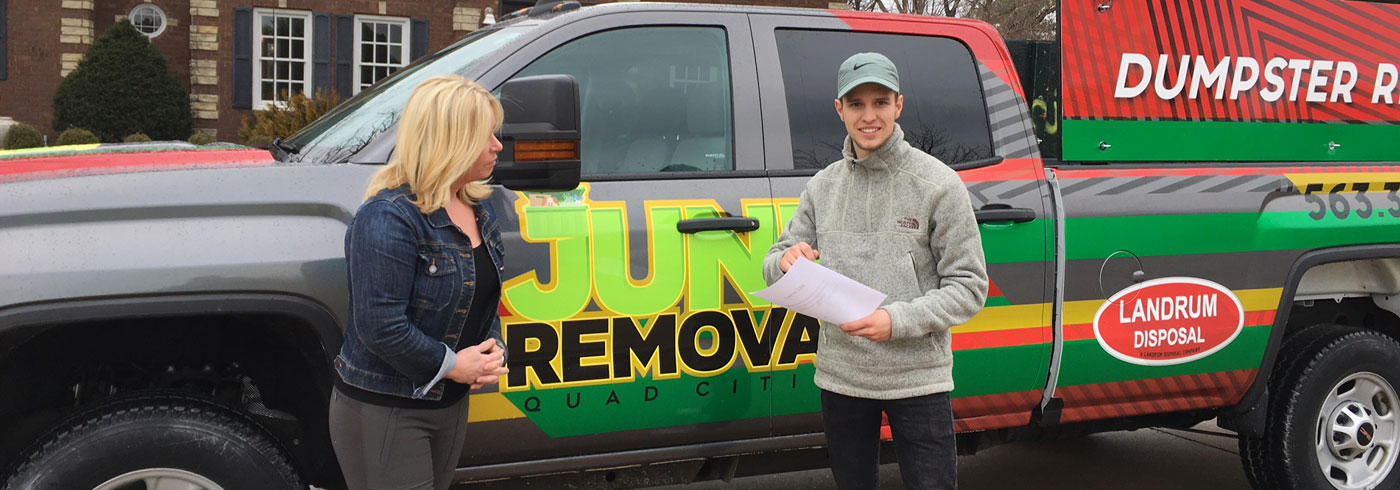 Junk Removal Quad Cities